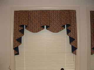 Curtain Pattern Drapery Window Treatment Valance And Workroom Supply Patterns For A